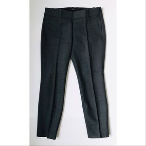 J. Crew Petite Minnie Pant Bi-Stretch Wool